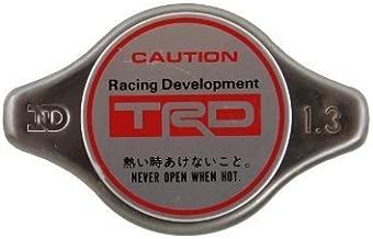 Genuine Toyota Accessories PTR04-00000-03 TRD Radiator Cap Model: PTR04-00000-03 Car/Vehicle Accessories/Parts