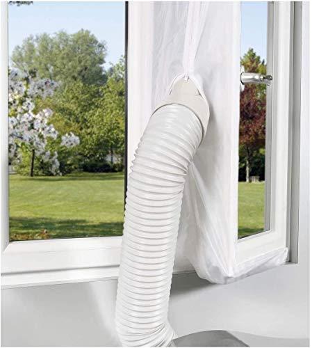 Comfee Fensterabdichtung Hot air stop 6M für mobile Klimageräte