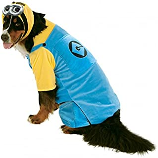 Rubies Costume Co Big Dogs Minion Dog Costume, XXX-Large