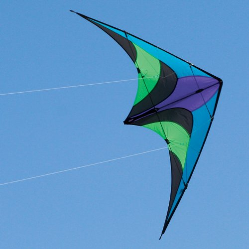 Into The Wind Scout Dual line Stunt Kite