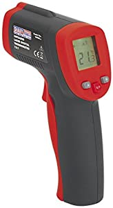 Sealey VS900 8 1 Focal Ratio Infrared Laser Digital Thermometer