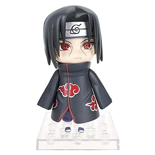 CosplayStudio Naruto Chibi Figur von Itachi Uchiha mit beweglichem Kopf | Motiv: C