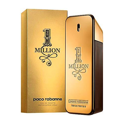 1 Million Paco Rabanne - Perfume Masculino - Eau de Toilette - 30ml, Paco Rabanne, 30