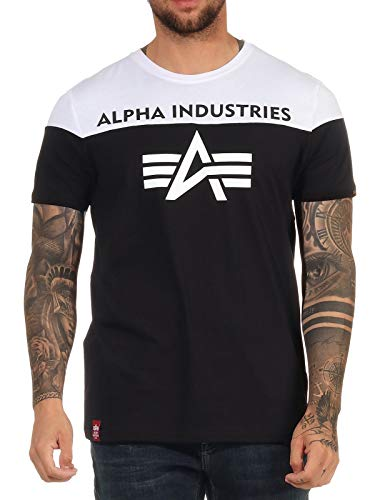 Alpha Industries CB T-Shirt Schwarz M