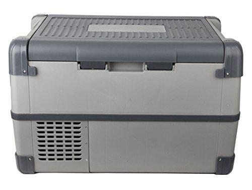 Prime Tech Kompressor-Kühlbox 40 Liter, 12/24 Volt, Kühlung bis -20 Grad