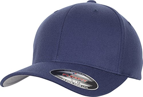 Flexfit Wool Blend Cap, Navy, L/XL