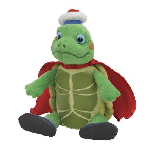 Ty Beanie Babies Tuck Turtle Wonder Pet