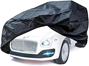 Kids Ride-On Toy Car Cover Outdoor Wrapper Resistant Protection for Children's Electric Vehicles (Large)