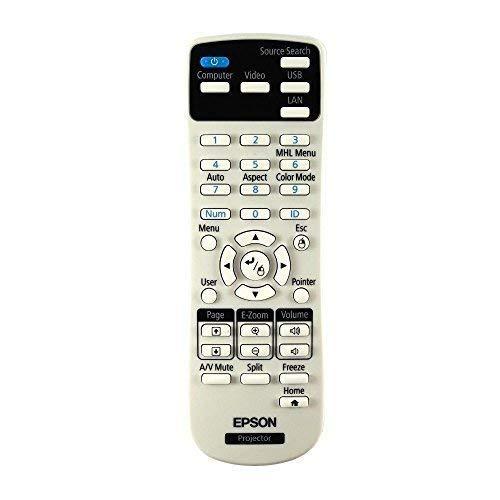 Genuino Epson EB-S31/EBS31 Proyector Control Remoto