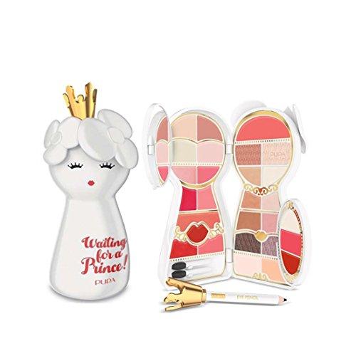 Pupa Set Maquillaje Labios La Princi002-1 unidad