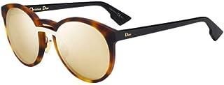 نظارات شمسية من كريستيان ديور باطار بني Dioronde1-5Fc-Qv-99