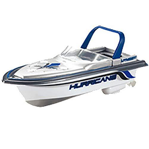 Link Co Mini-Simulation Fernbedienung Boot elektrische Modell drahtlose Steuerung Motorboot nautische Modell Spielzeug,Blue