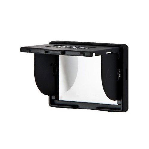 Delkin Pop-Up Shade LCD Apertura para 2.0 '(5,08 cm) las pan