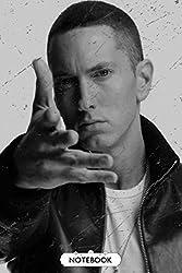 Notebook : Eminem Lined Notebook Journal