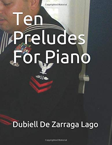 Ten Preludes For Piano