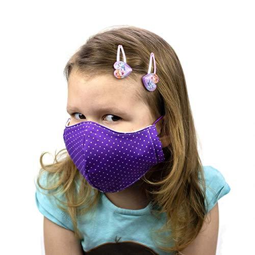 1 Gesichtsmaske Mundmaske Maske waschbar Größenwahl Farbwahl