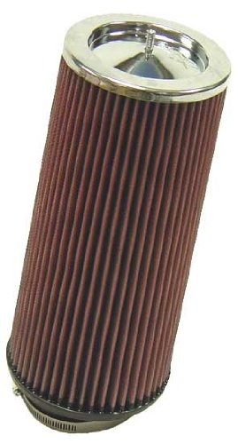 rf-1004 K & N UNIVERSAL Clamp On Air Filter 3–1/5,1 cm 10deg flg, 5–3/10,2 cm B, 12,7 cm T, 12–1/20,3 cm H (Universal Air Filter)