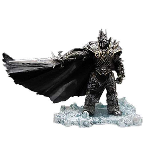 Jaypar World of Warcraft Figura El Rey Lich Figura Figura de acción