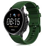 RIOROO Cinturini Compatibile per Fossil Smartwatch Gen 5 / 4 da Uomo, Cinturino Compatibile per...