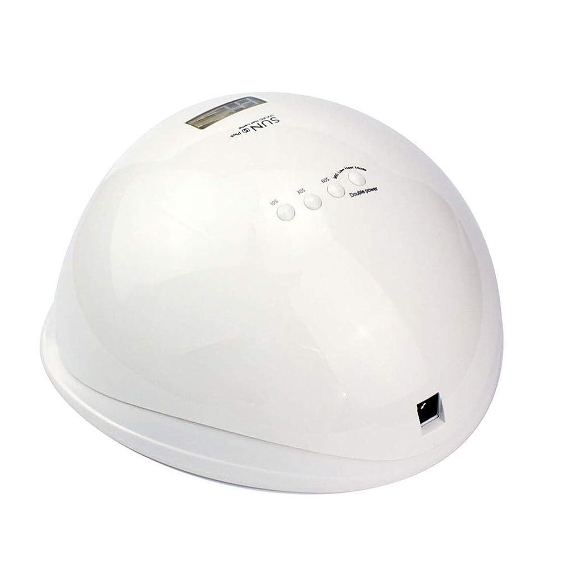 朝の体操をする家アーティキュレーションスマートなランプ機能、30秒/ 60秒の時間設定および99秒の低熱のゲルのマニキュアのシェラックのための48W紫外線LEDランプの釘のドライヤー