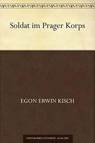 Soldat im Prager Korps