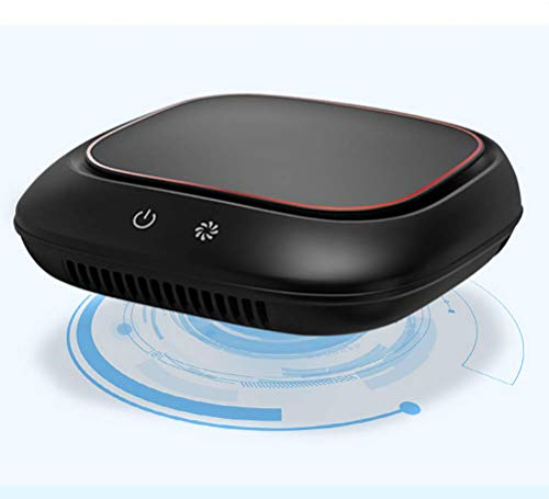 JINGBO Purificateur d'air De Voiture Smart Touch Élimine Les Odeurs De Nourriture pour Voiture Et Maison