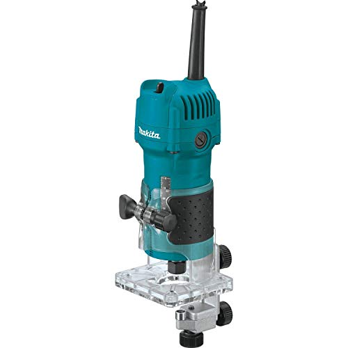 Makita 3709 RIFILATORE, Black, Blue