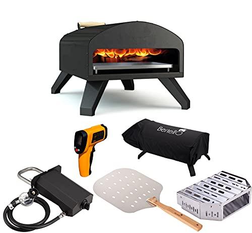 horno de pizza para casa fabricante Bertello