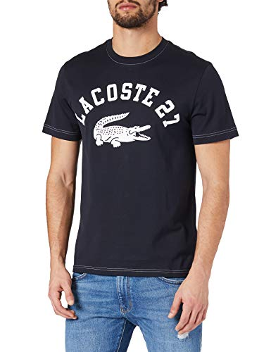 Lacoste TH0061 T-Shirt, Abimes, S Homme