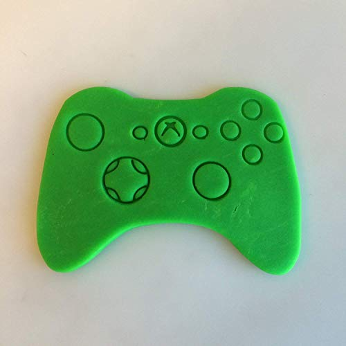 Video Game 125 Cookie Cutter (Plastic, 5.5 inches)