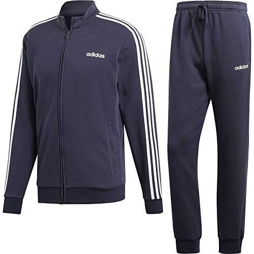 adidas Herren MTS CO Relax Tracksuit, Legend Ink/Legend Ink/White, M/S