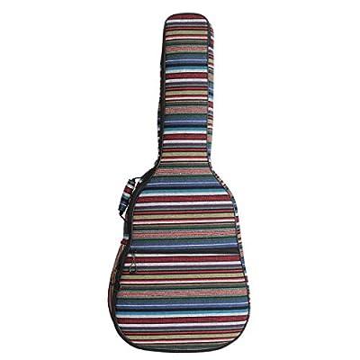 Glenmi Bohemian Acoustic Guitar Case for Girls 1
