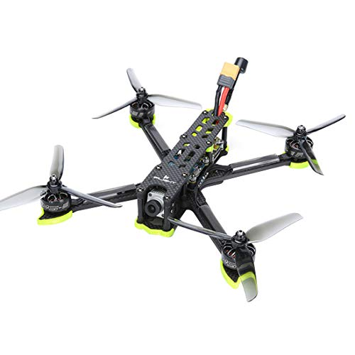 IFLIGHT Nazgul5 HD FPV Racing Drone XL5 V5 Airframe with Caddx Nebula Pro Digital HD System Quadcopter (with R-XSR RX)