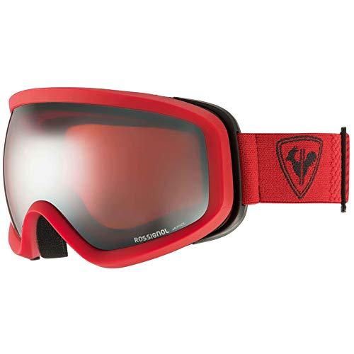 Rossignol Ace Amp Red-Sph Máscara De Esquí, Unisex Adulto, nocolor, UNIC