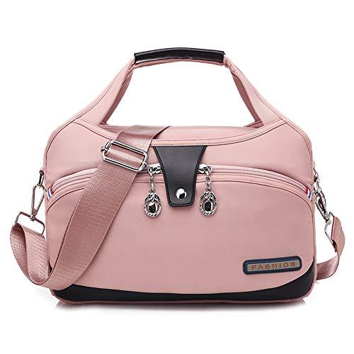 CMZ Rucksack Mode Oxford Stoff große Kapazität Umhängetasche Damen lässig leicht Outdoor-Reise tragbare Umhängetasche