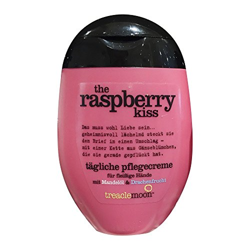 treaclemoon Handcreme the raspberry kiss, 75 ml (1er Pack)