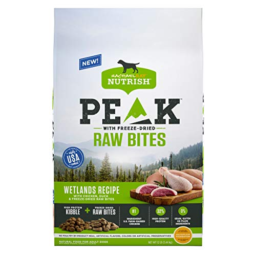 Rachael Ray Nutrish PEAK Natural Dry Dog Food