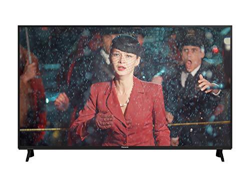 Panasonic TX-49FXW584 4K Ultra HD TV 49 Zoll (LED Fernseher, Quattro Tuner, HDR, Alexa Sprachsteuerung)