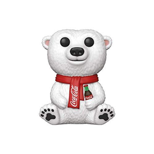 Funko Pop! Ad Icons: Cola-Cola - Coca-Cola Polar Bear #58 Urso Polar Boneco