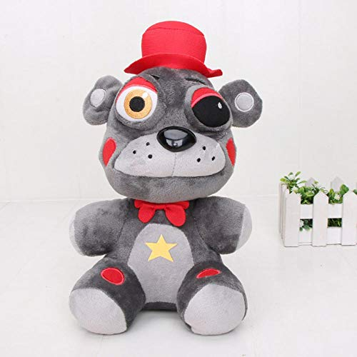 N/ A Osito De Peluche Simulado Fox Oso Qf Shop (Color : Lefty)