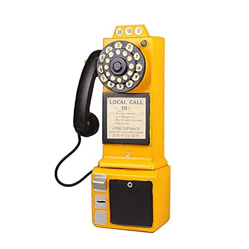 Teléfono Retro Pared  marca PANJAZE