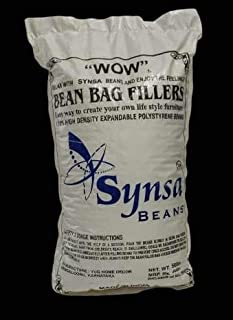 Synsa Refill Beans for Bean Bags Filling - Superior Grade-500 Grams