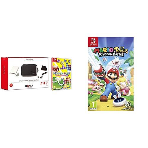 Juegos Nintendo Switch Mario Rabbids Marca Koch Media