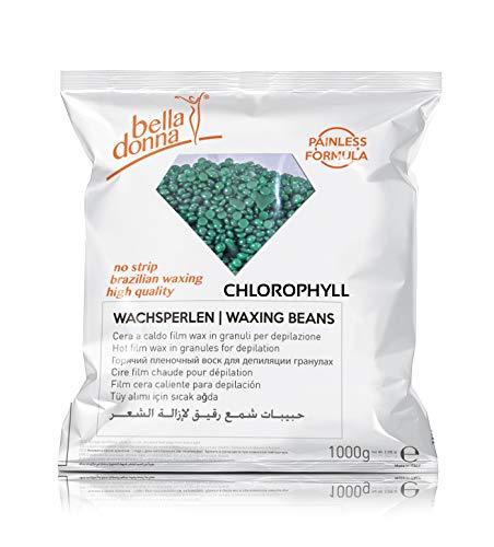 Bella Donna - Perles de cire chaude à la chlorophylle,...