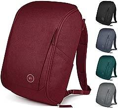 Simple Modern Laptop Compartment Wanderer Travel Backpack, 25 Liter, Cabernet