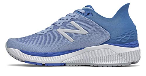 New Balance W860A11, Sneaker Mujer, Azul, 38 EU