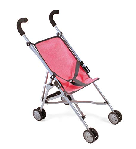 Bayer Chic 2000 601 41 Mini-Buggy Roma, pink