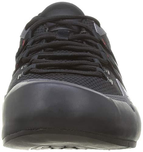 adidas Terrex Swift Solo, Zapatillas de Hiking Unisex Adulto, GRISEI/NEGBÁS/Escarl, 43 1/3 EU