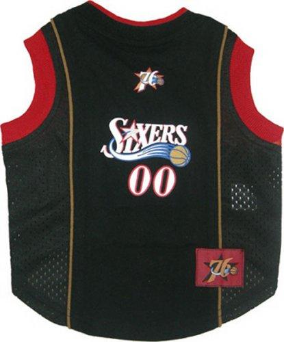 NBA PHILADELPHIA 76ERS DOG Jersey, X-Small
