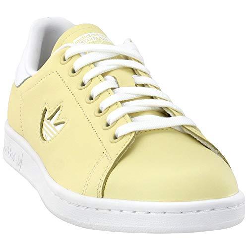 adidas Stan Smith Sneaker niedrig Herren, Gelb - gelb - Größe: 37 1/3 EU